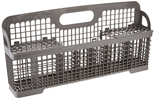 Whirlpool 8531233 silverware basket dishwasher parts - Kitchenaid silverware basket replacement ...